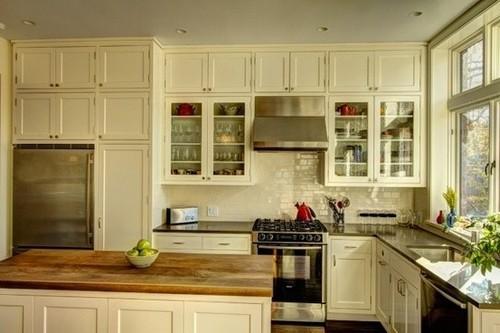 小户型整体厨房设计-中关村在线