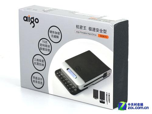 爱国者SK8670 USB3.0移动硬盘低价
