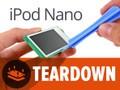 玲珑身段内的奥妙 iPod nano 7详尽拆解