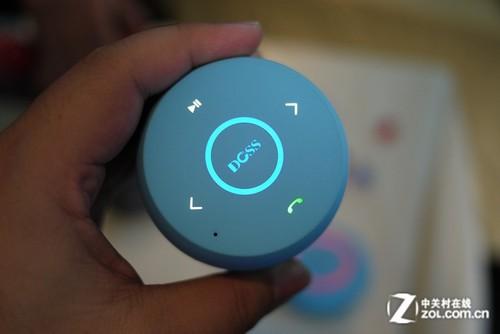 NFC+无线充电 DOSS阿希莫III新品发布