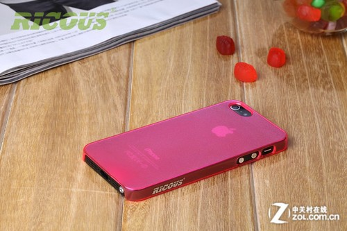 RICOUS P507糖果色iPhone5保护壳图赏