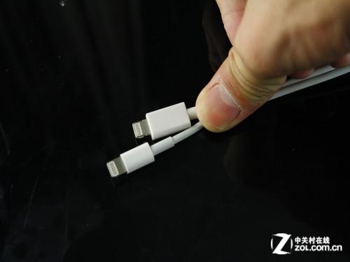 山寨VS正品 iPhone5数据线该买哪个?