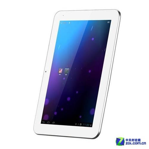 纯白双核+10.1大屏 HKC X101双核版上市