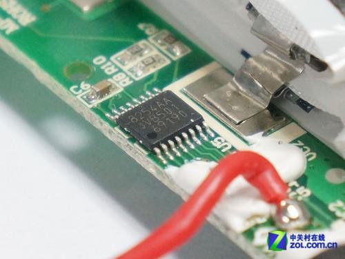电池组保护电路芯片