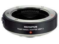 奥林巴斯4/3镜头接口适配器 MMF-3