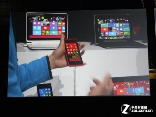 TechED 2012:微软WP8 智能机娱乐新利器