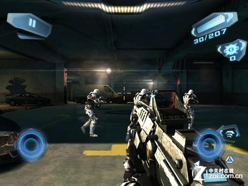 《N.O.V.A 3》手柄操作体验Duo GAMER游戏手柄体验: 加...