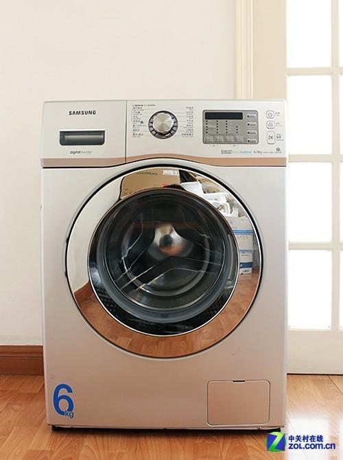 三星滚筒洗衣机拆解