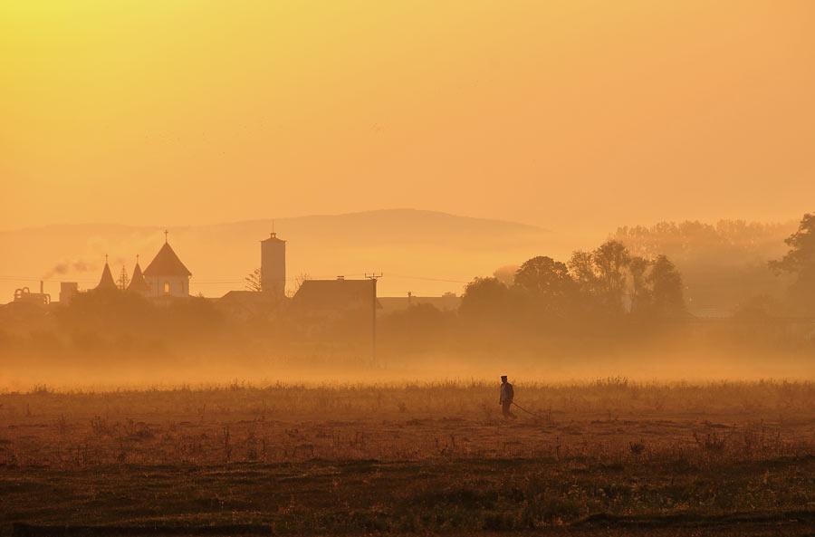 国外的乡村生活 摄影师带你感受异国风