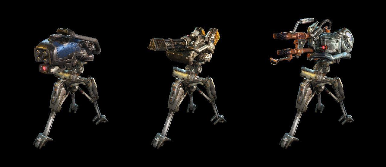 《战争机器:审判》游戏原画赏