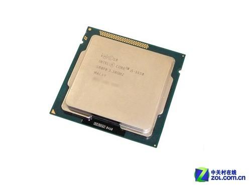 IVB中端CPU代表 酷睿i5-3550简单测试