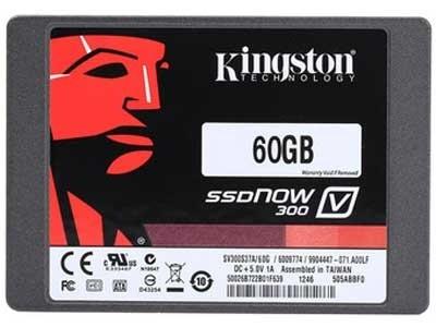 金士顿 V300系列 60GB(SV300S37A/60G)