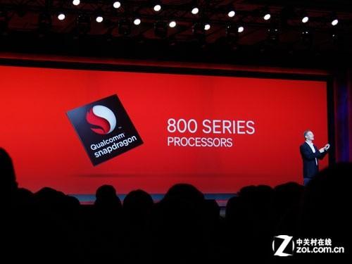 Born Mobile CES2013高通不只有骁龙800