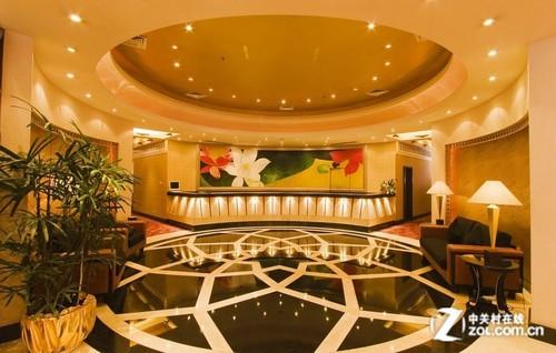 酒店照明设计方案 1 LED室内照明 led新闻 中关村在线