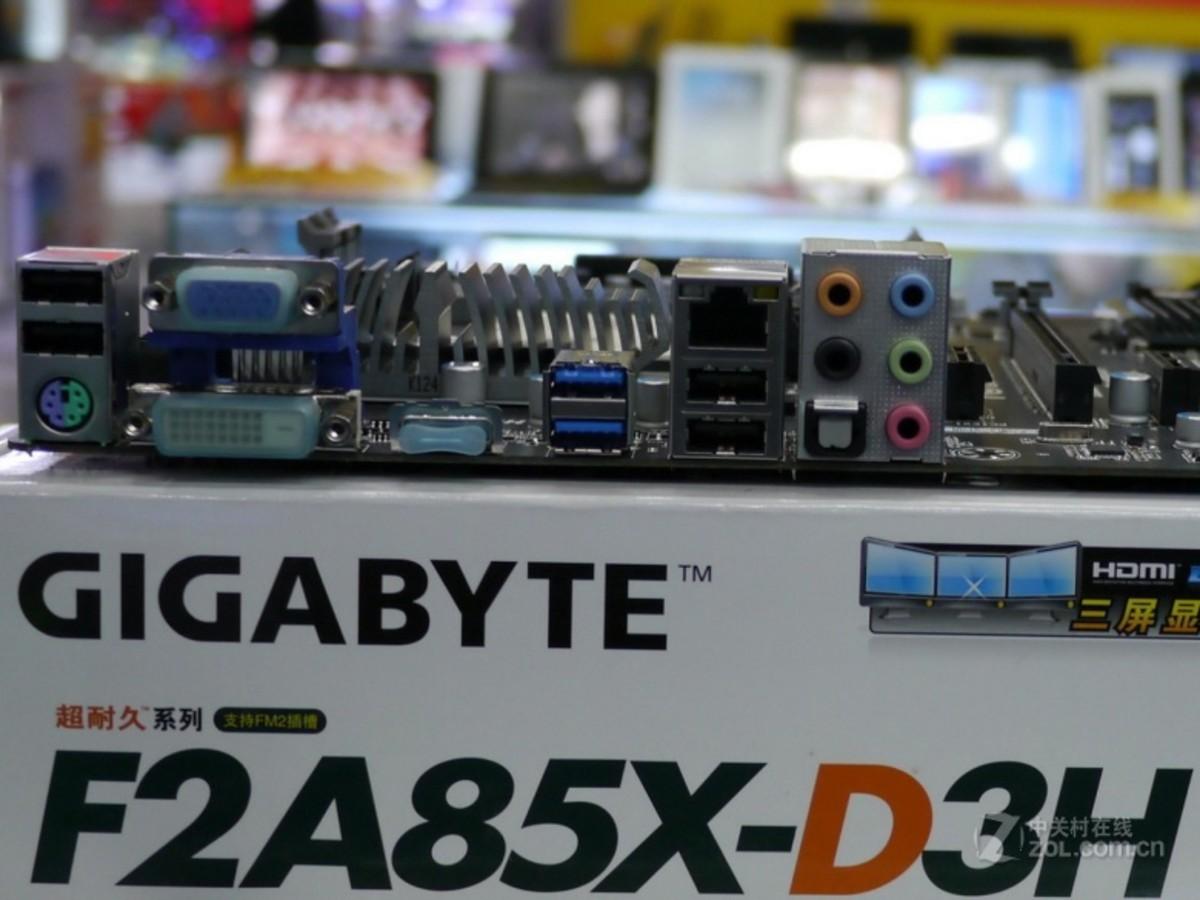 技嘉z170主板与电源接线图解