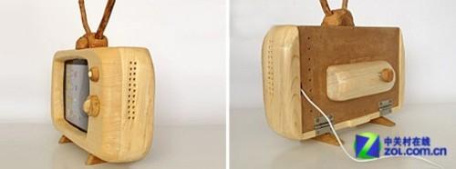 木质ipad创意底座抢先看-中关村在线