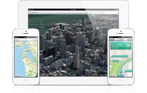苹果发iOS 6.1.1 Beta 1 改进地图功能