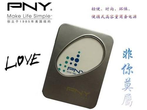 商务人士专用!PNY Power-S100移动电源