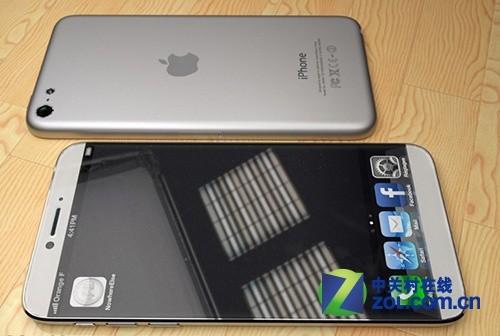 4.8英寸屏幕 苹果iPhone 6概念图赏析