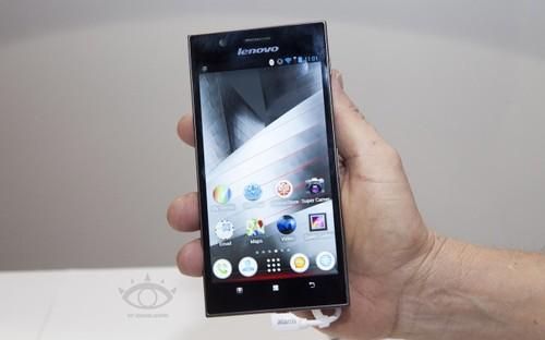 联想K900跑分出炉 超越三星Galaxy S4