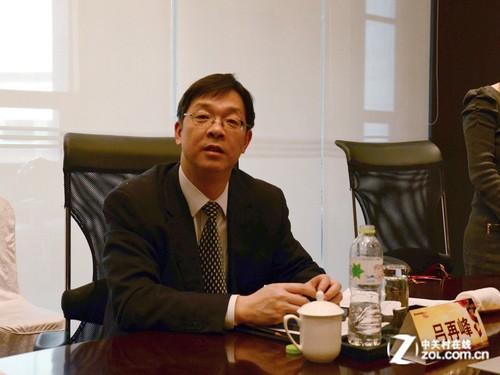 联想吕再峰专访:传统维修转型全面服务