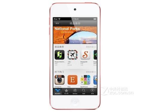 超薄金属机身 iPod touch 5仅售1799元