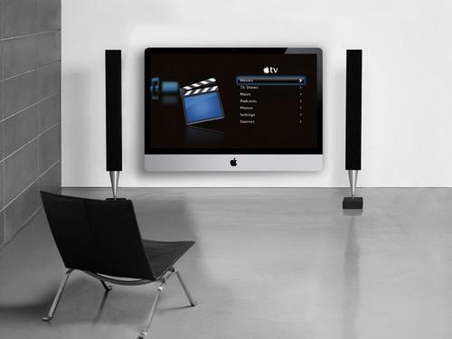 传苹果年底发布4K超高清互联网电视