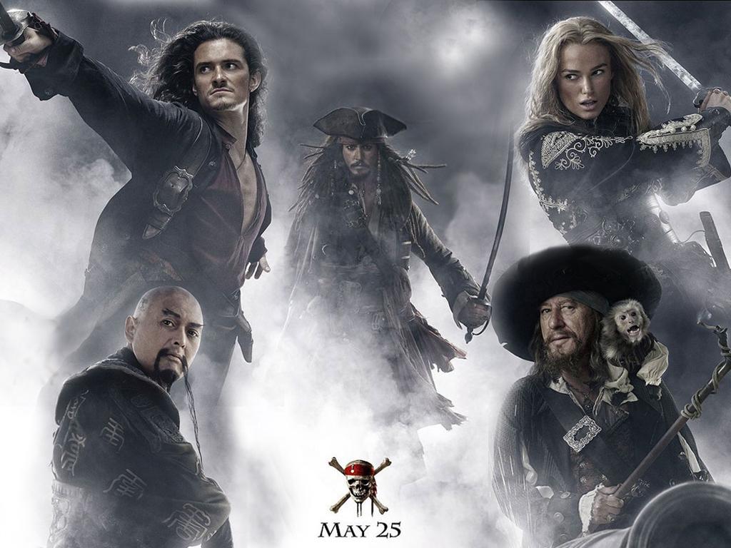 【壁纸图】加勒比高清3海盗打印样张今日抢先看图2神马电影网时王图片