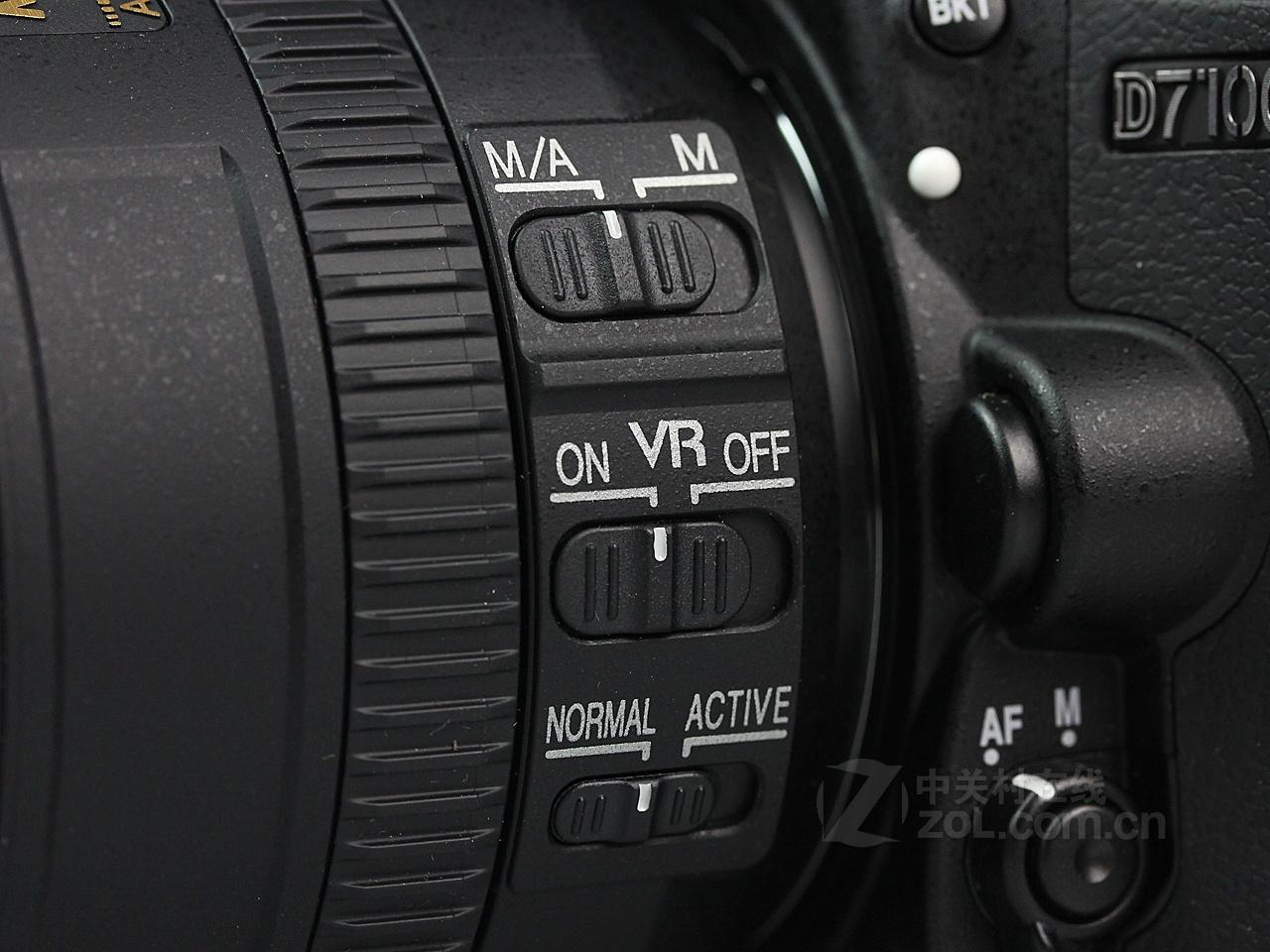 【原始大图】尼康d7100镜头设置按钮图片欣赏-zol