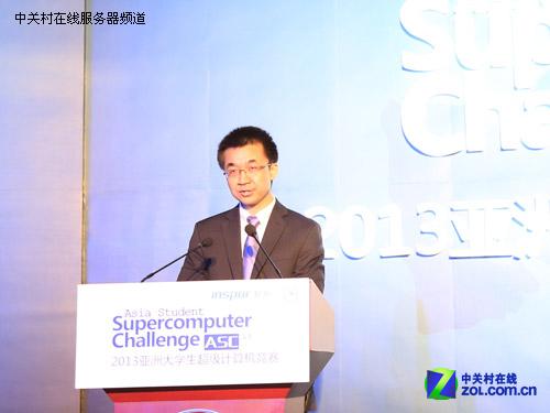 刘军:ASC13为亚洲科技创新和人才培养纽带