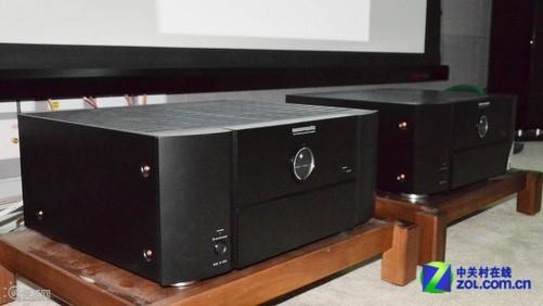 马兰士4k分辨率平衡11.2声道前级av8801