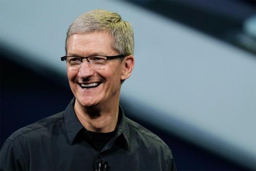 华尔街传苹果CEO蒂姆·库克或将被迫下台