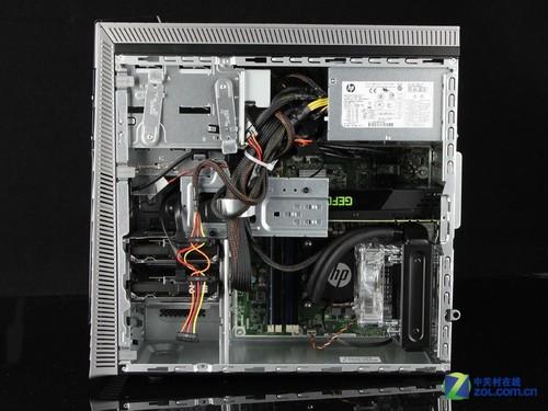 惠普台式电脑拆卸图解