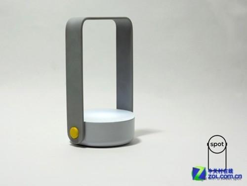 深夜打更的神器 便携式多功能台灯图片