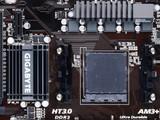 技嘉GA-970A-DS3P局部细节图