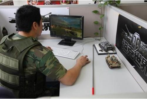 空中网2013新布局《大决战》打响第一枪