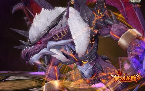 龙骑士反击战《梦幻龙族II》巨龙尤迦咆哮登陆