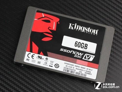 低价好选择 金士顿V+200 60GB SSD评测
