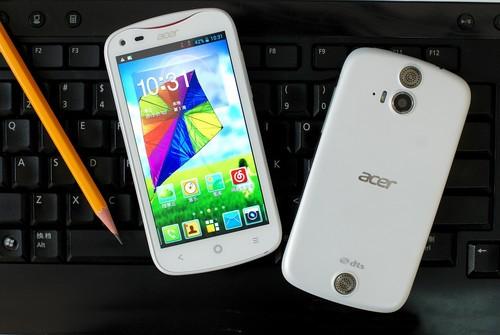 "Acer又出新玩意E2 心有""娱""而力更足:Acer Liquid E2在线上市"