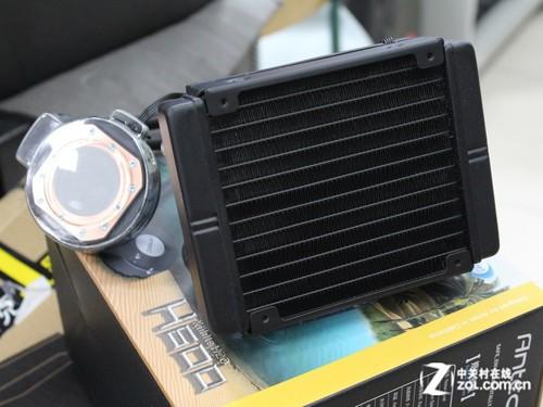 安钛克诛神H600水冷散热器