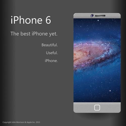 苹果iphone 6概念图片赏析
