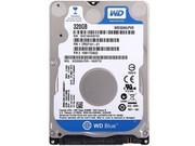 西部数据 蓝盘320GB 5400转 8MB SATA3 蓝盘(WD3200LPVX)