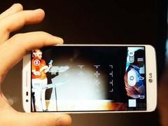 LG G2惊艳亮相 八款超窄边超强四核盘点