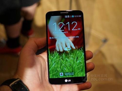 LG全新旗舰之作 LG G2京东送口袋相印机