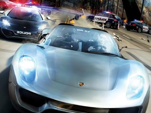 《极品飞车18:竞争者》最新预告视频