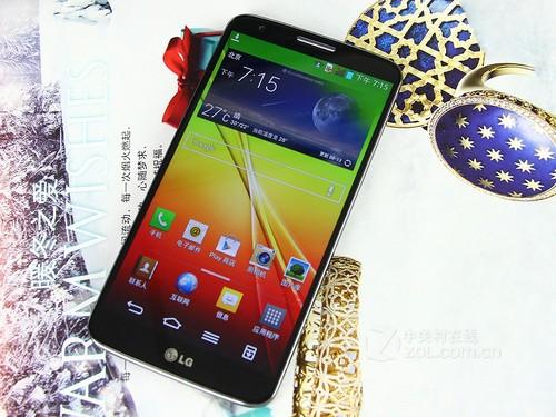 2.3GHz骁龙800 旗舰新机LG G2直降400!