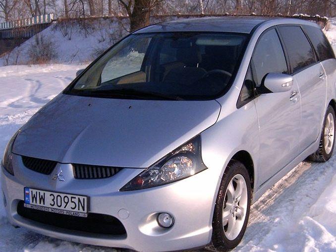 三菱汽车 三菱格蓝迪 2.4 七座舒适型图片高清图片
