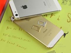 周末福利 土豪金苹果iPhone5s高调到货