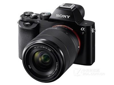 【特惠】【顺丰包邮】【诚信商家●华晨数码】【大陆行货】索尼 A7套机(FE 28-70mm)a7k 全画幅微单数码相机
