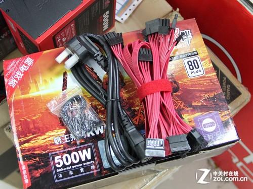 游戏伙伴战王KW500电源